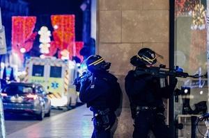 仏ストラスブールで発砲、3人死亡12人負傷 対テロ当局が捜査開始
