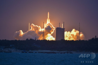 打ち上げ失敗の中国衛星ロケット「長征5号遥2」、故障原因が判明