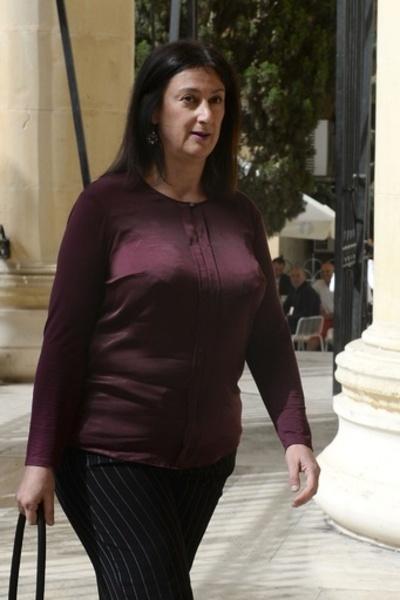疑惑追及の記者爆殺、容疑者10人を逮捕 マルタ