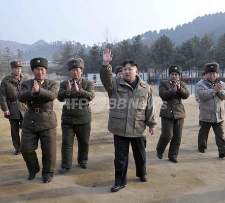 北朝鮮、軍に「米国への核攻撃を許可」