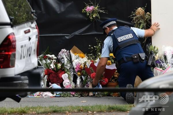 NZ、モスク銃乱射受け情報機関に「侵入的活動」を許可 監視対象人数も増加