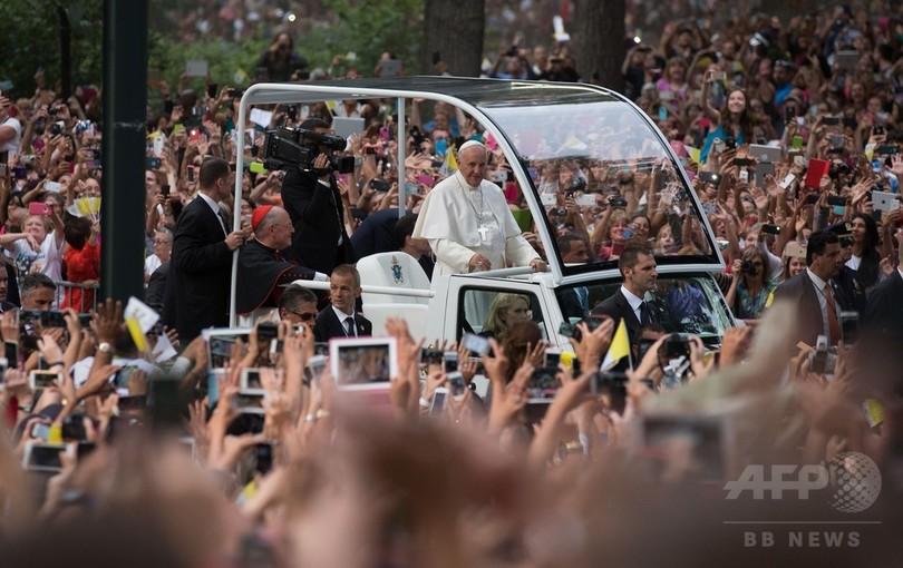 フランシスコ法王のロックアルバムがリリースへ