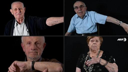 動画:アウシュビッツ解放75年、生存者が語る「消えない恐怖」