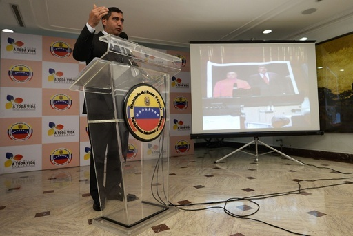 ベネズエラで大統領暗殺計画か、政府が阻止を発表