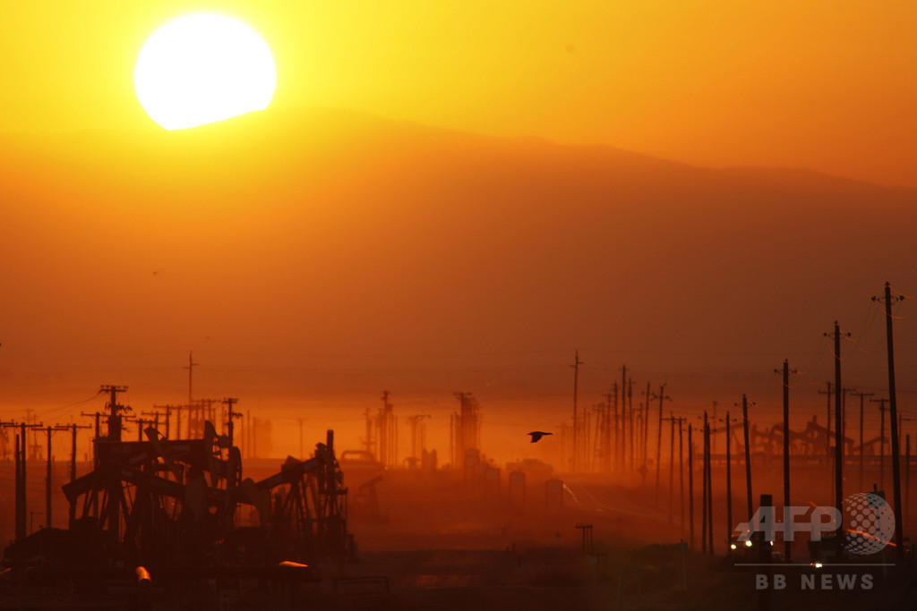 人為的地震、高リスク地域に700万人 米地質調査所
