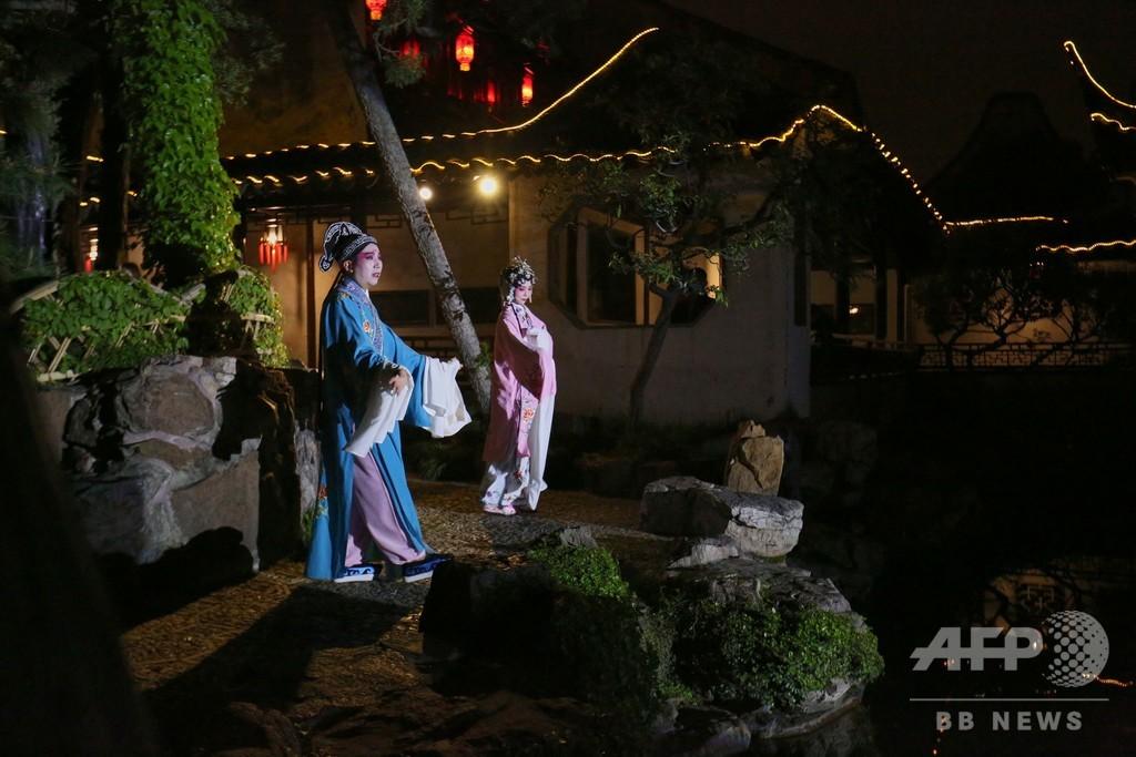 「孤独で寒い夜」のイメージよ、さらば! 「夜間経済」に力入れる蘇州市