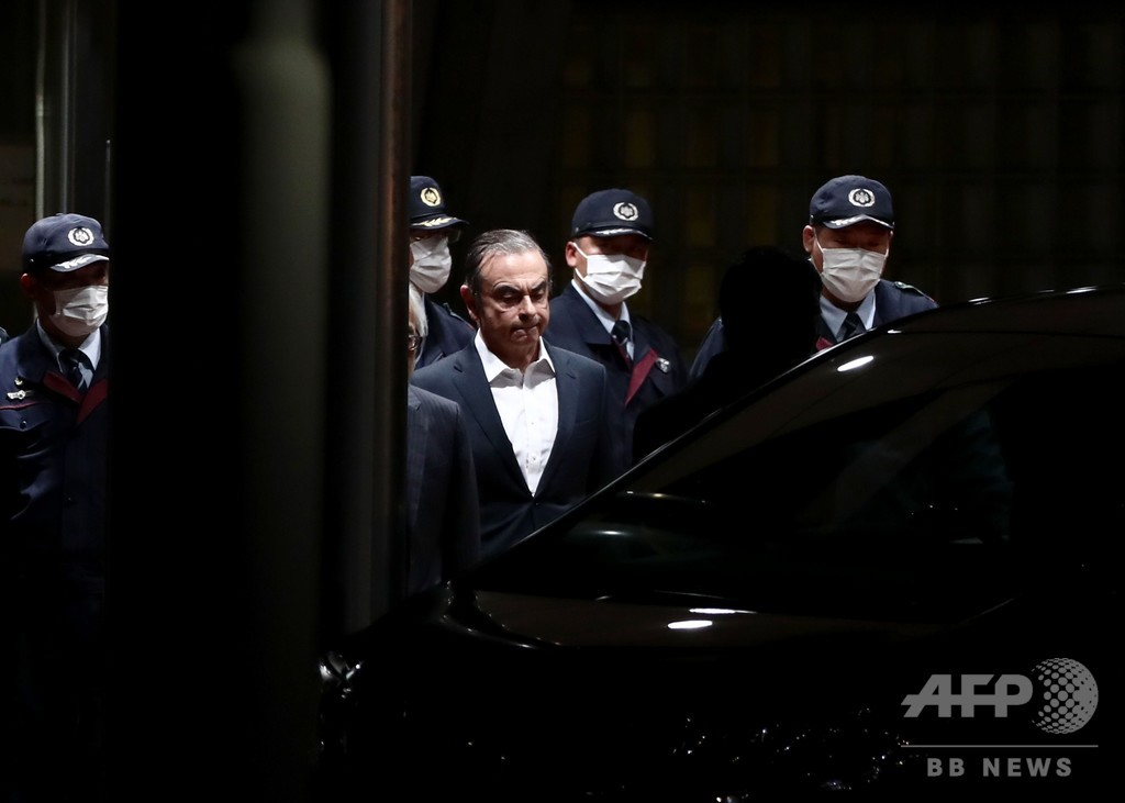 ルノー・日産のオランダ合弁会社で13億円の不審な支出 ゴーン氏関与
