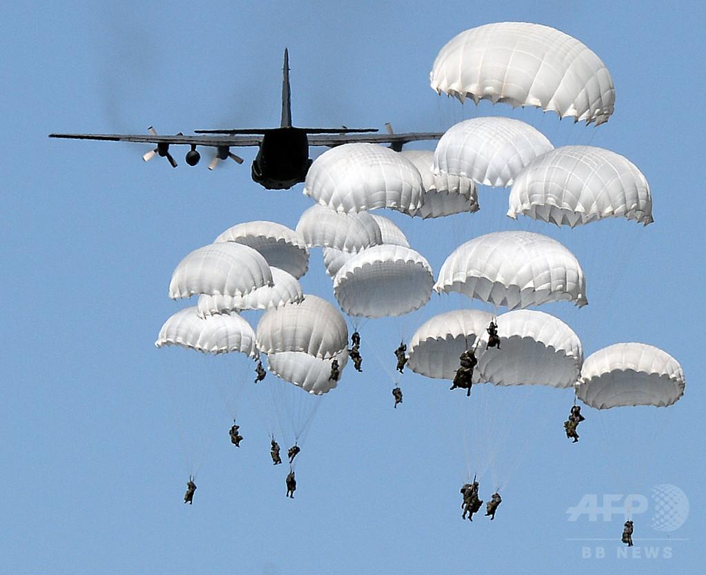 NATO、ポーランドで冷戦以降最大の軍事演習 露は反発