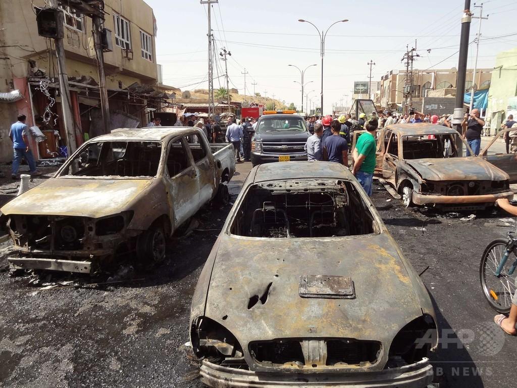 イスラム国、米と有志連合市民の殺害を呼び掛け