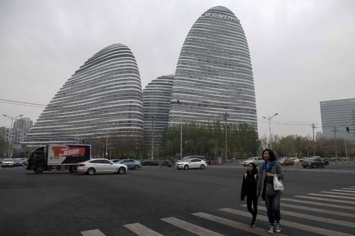 名物ビルの運気が悪い…中国裁判所、風水で名誉毀損との訴え認める