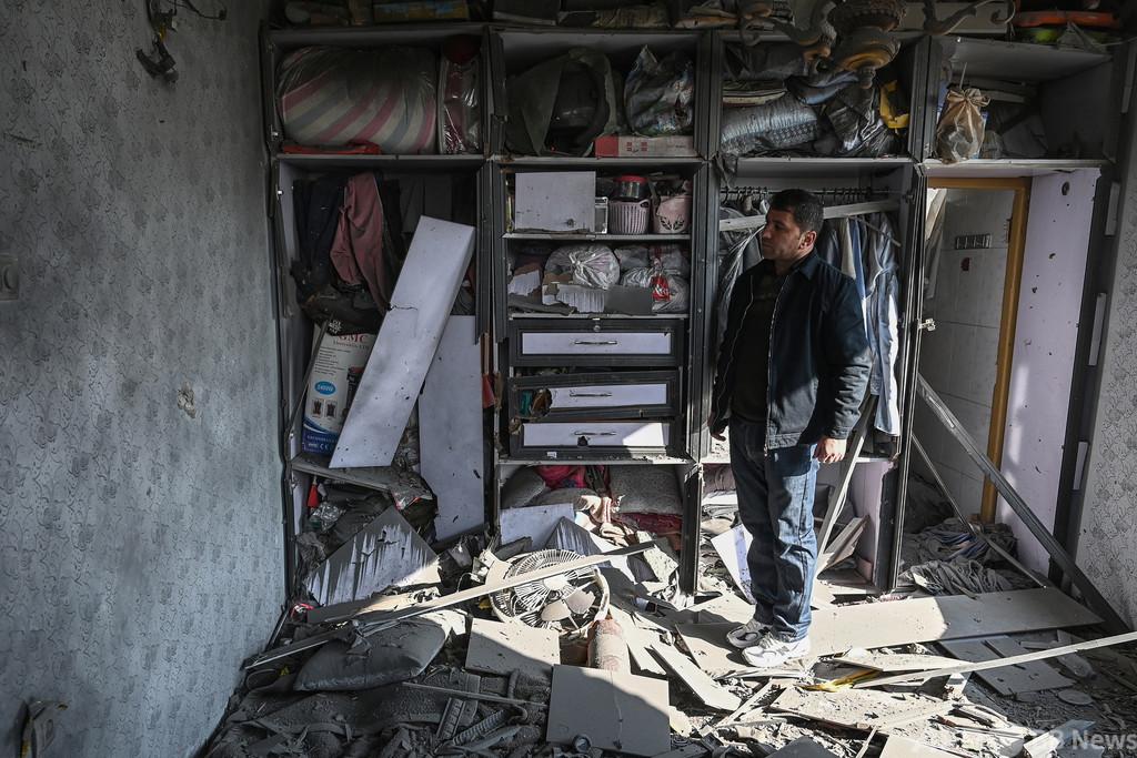 アフガン首都のロケット弾攻撃、ISが犯行声明