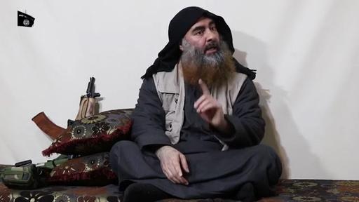 IS最高指導者、米軍の攻撃受け死亡か 米報道