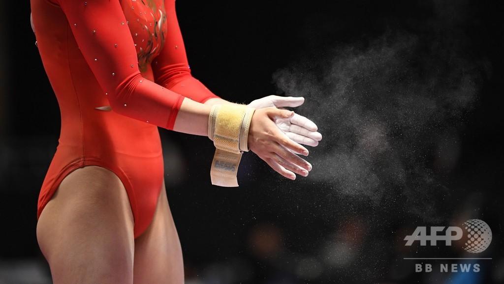 体操女子で別選手の音楽かかるハプニング、アジア大会