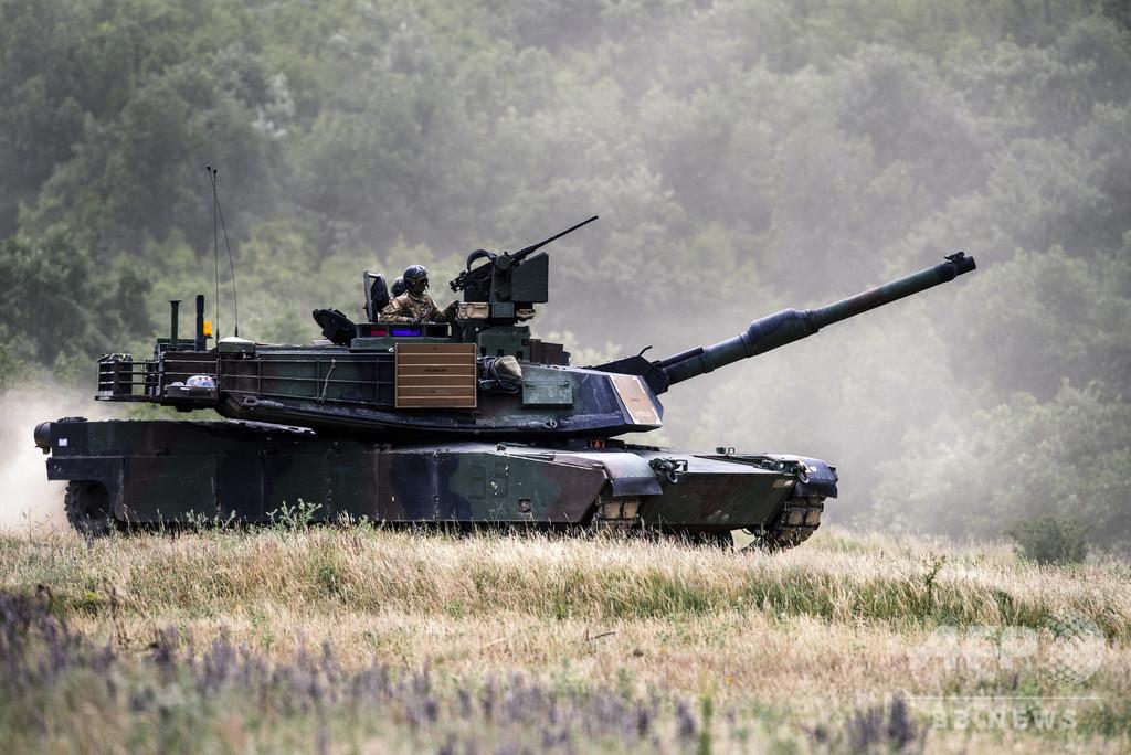 米国務省、台湾への戦車・ミサイル売却を承認 2400億円相当