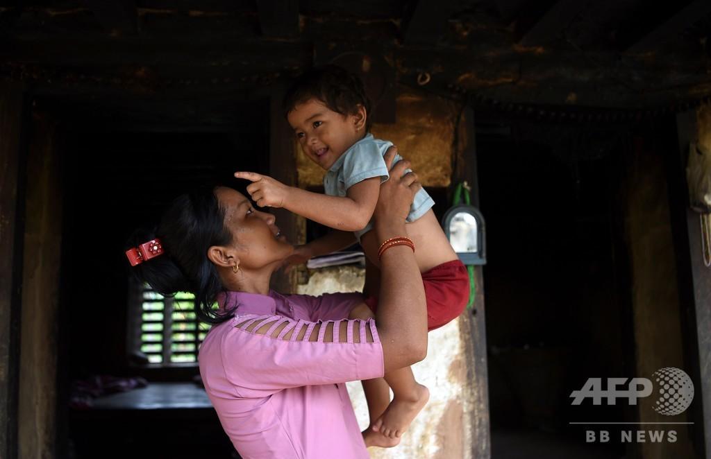 児童婚率の高いネパール、子どもの「恋愛結婚」が増加