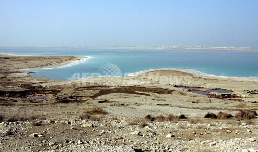 2050年までに死海が消滅?水の大量使用や降水量減少で