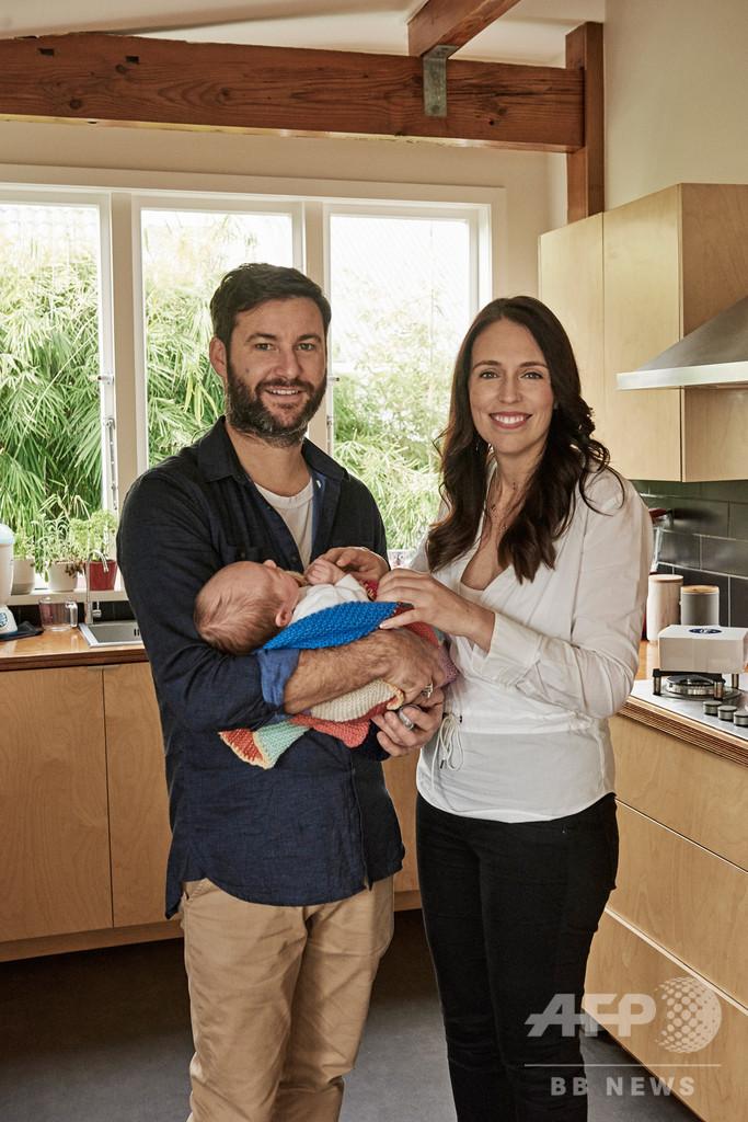 NZのアーダーン首相、パートナーのゲイフォードさんとついに婚約 結婚へ