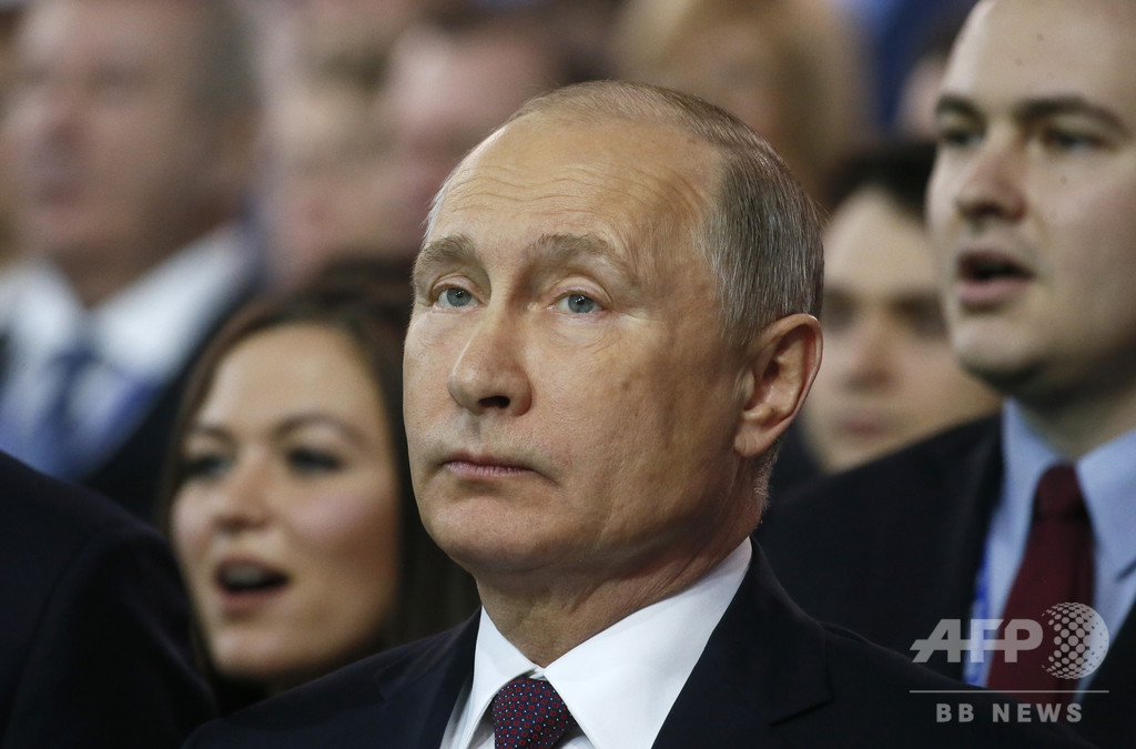 ロシア地方選、与党候補が異例の敗北 年金改革に不満広がる