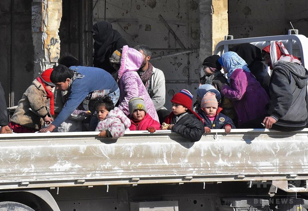 アレッポの子ども、全員に心的外傷 「防衛本能失いつつある」