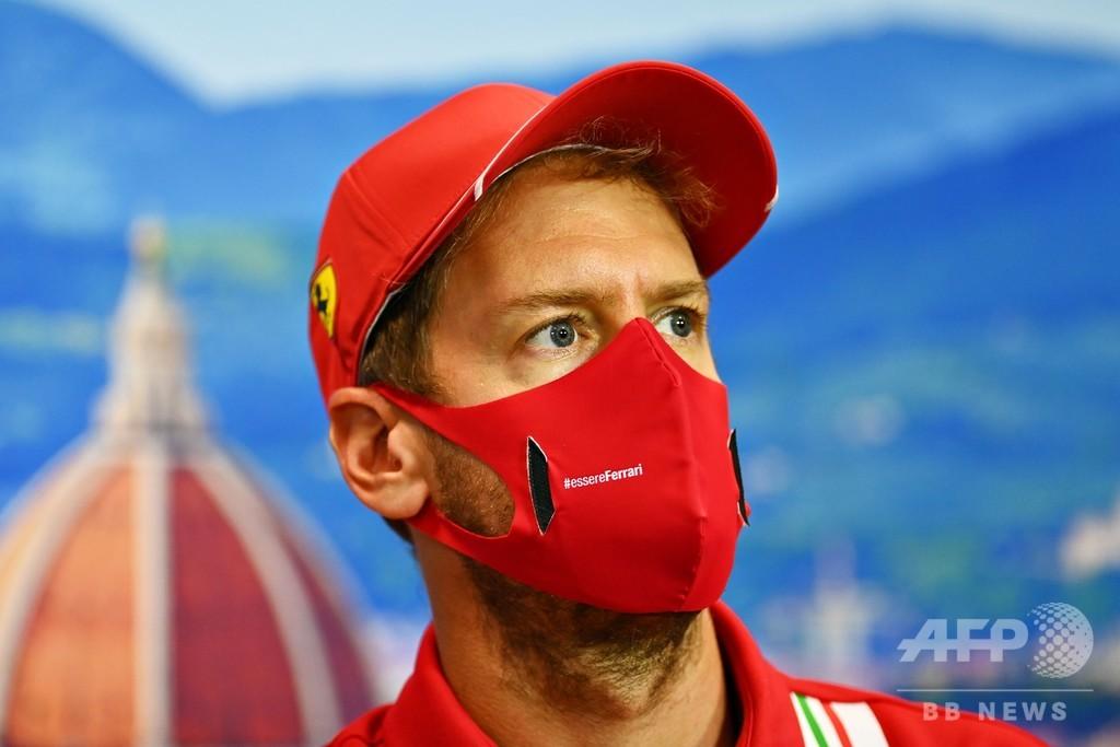 元F1王者ベッテル、フェラーリでの6年間に「悔いはない」