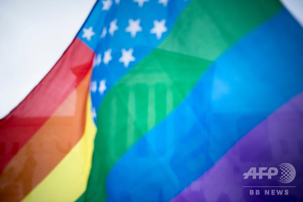 米バーモント州知事選、トランスジェンダー女性が民主党候補に