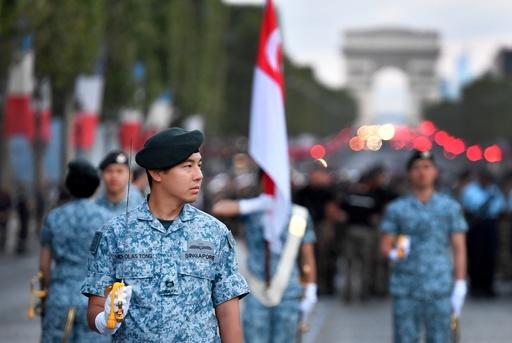 NZで軍事訓練受けていたシンガポール人俳優、事故で死亡