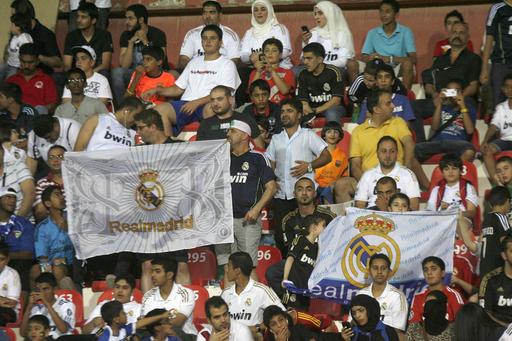 レアル・マドリード、クウェート代表との親善試合で勝利