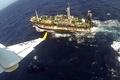 アルゼンチン、中国違法漁船を撃沈 警告無視し逃走・体当たり試み