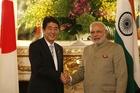訪日のモディ首相「21世紀は日印の協力で決まる」