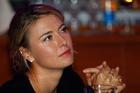 シャラポワがフェド杯ロシア代表メンバー入り、リオ五輪出場に望みつなぐ