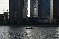 ゴーストタウン化する「中国版マンハッタン」