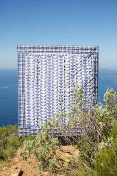 「A.P.C. QUILTS」第15弾発売、カラーコントラストを探求