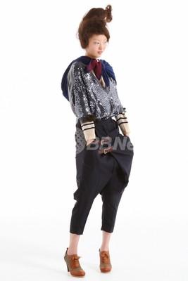 <11/12年秋冬東京コレクション>メルシーボークー、