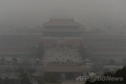 中国で旅行者対象「スモッグ保険」発売