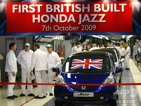ホンダ、2022年に英工場閉鎖へ 地元からは悲鳴