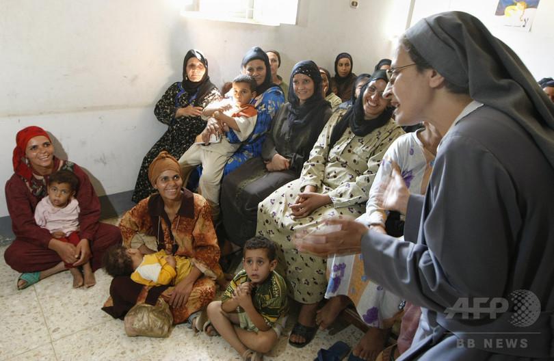 エジプトで女性器切除の手術中に少女死亡、検察が捜査