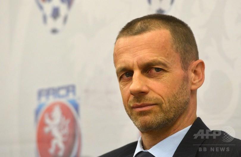UEFA会長、戦力の偏りを阻止するための改革案を提言