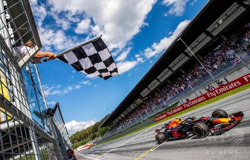 フェルスタッペンがオーストリアGP優勝、メルセデスは2台リタイア