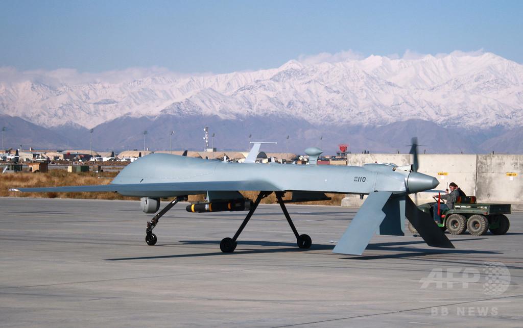 米軍、ソマリアで初のIS空爆