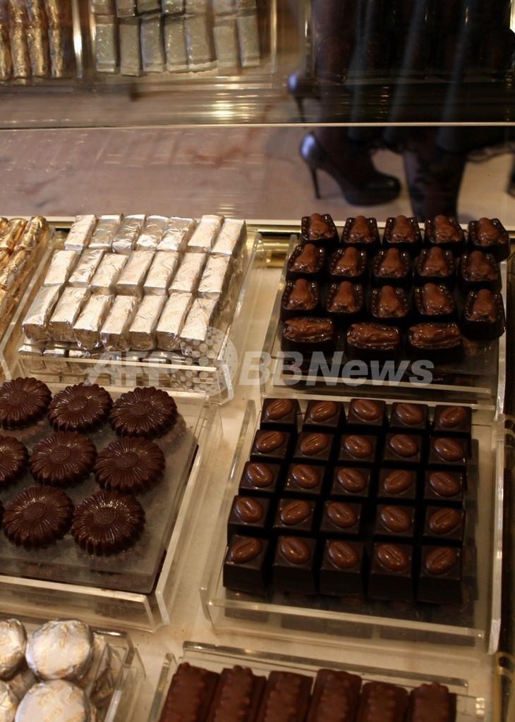 チョコレート盗んで断手刑に、イラン