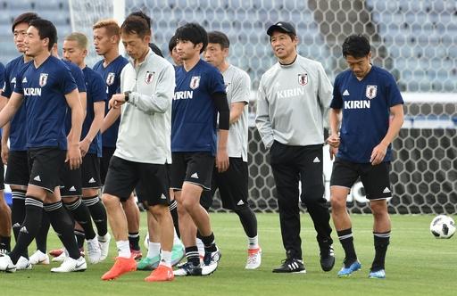 「苦しみや迷いは続く」日本代表の西野監督、選考の悩み明かす