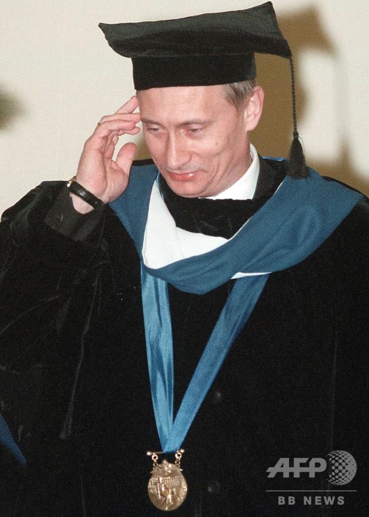 【特集】ロシアに君臨する「タフガイ」、ウラジーミル・プーチン氏