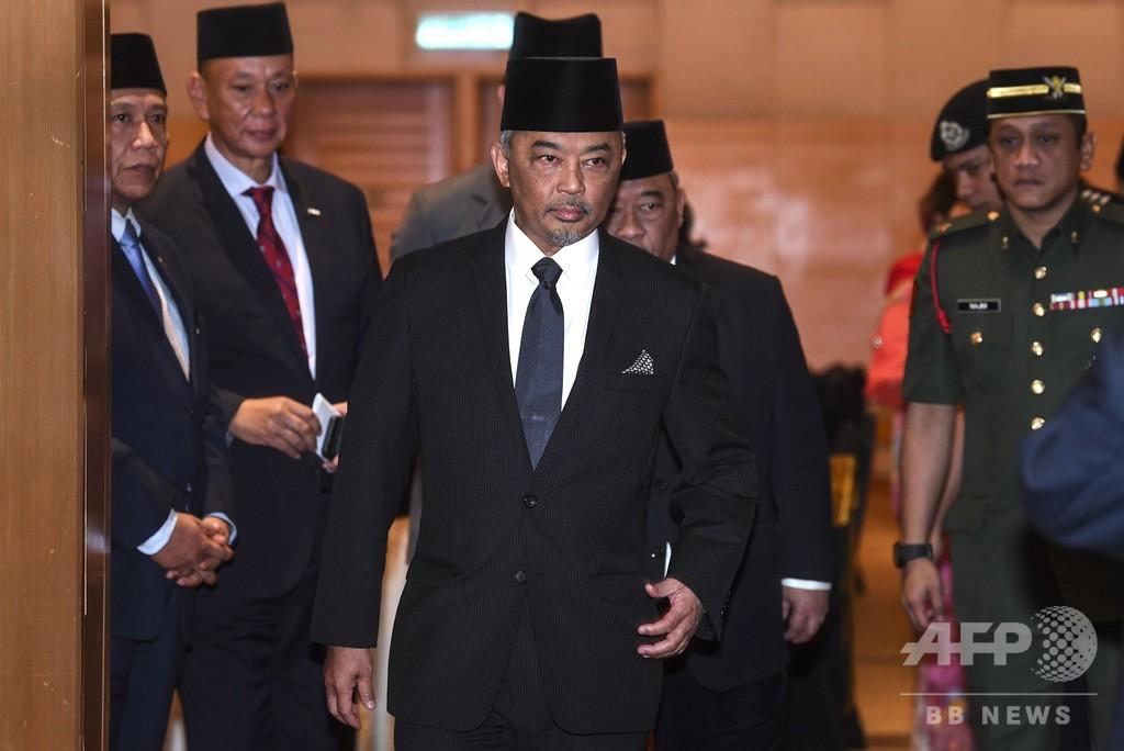 マレーシア・パハン州に新スルタン、国王に即位へ
