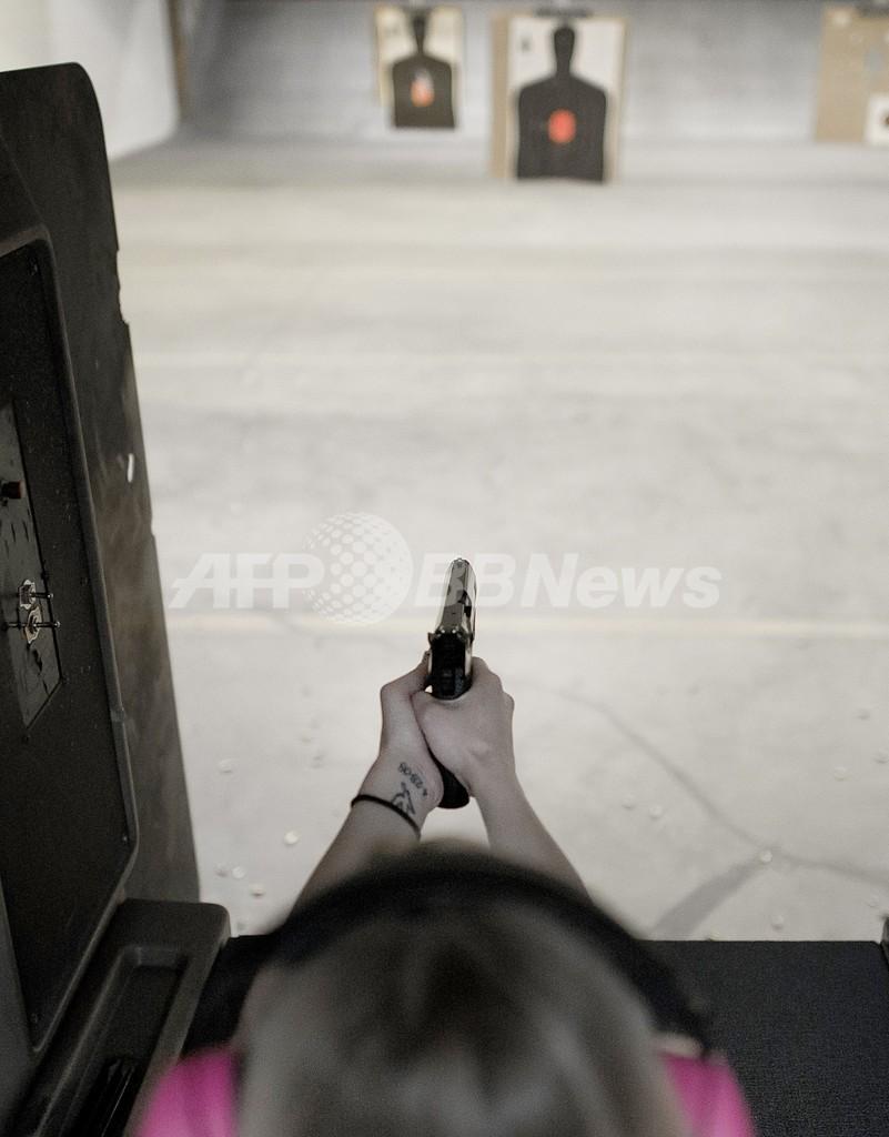 銃所持率と殺人率に統計的関連性、米研究