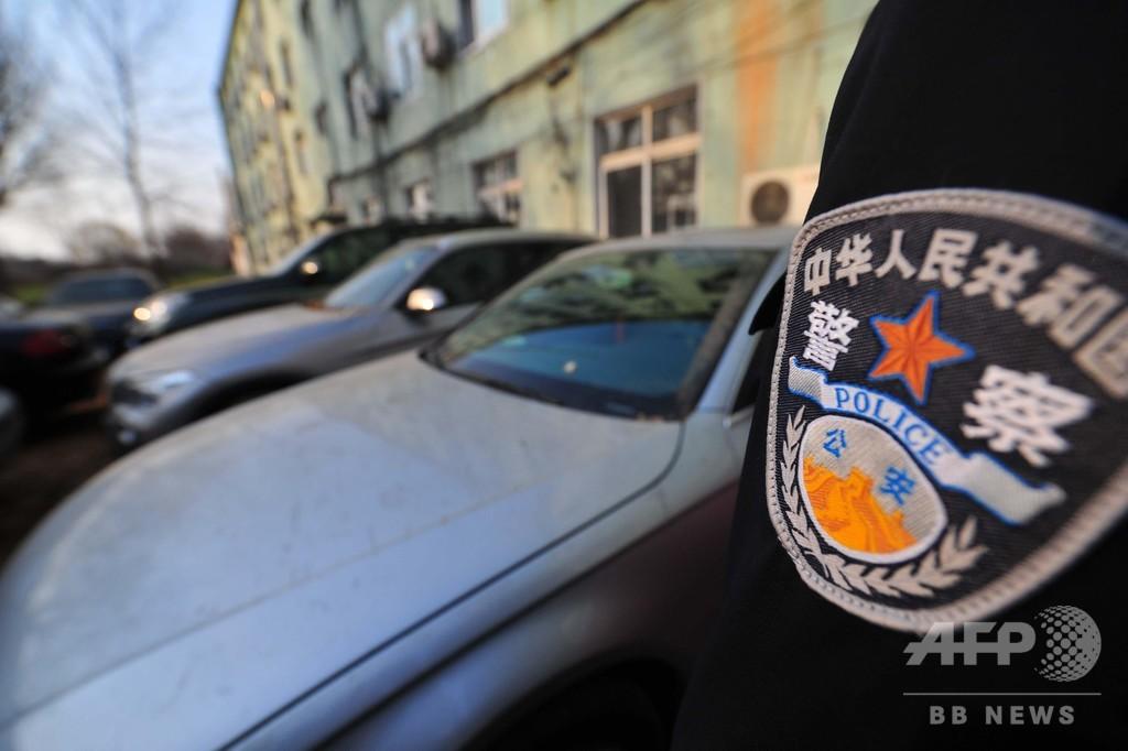 男が幼稚園で腐食性の液体を吹きかけ、54人が病院に搬送 中国・雲南