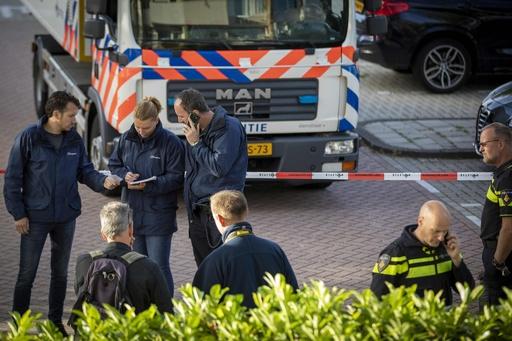 オランダで弁護士射殺、白昼の凶行に「麻薬国家」化の懸念