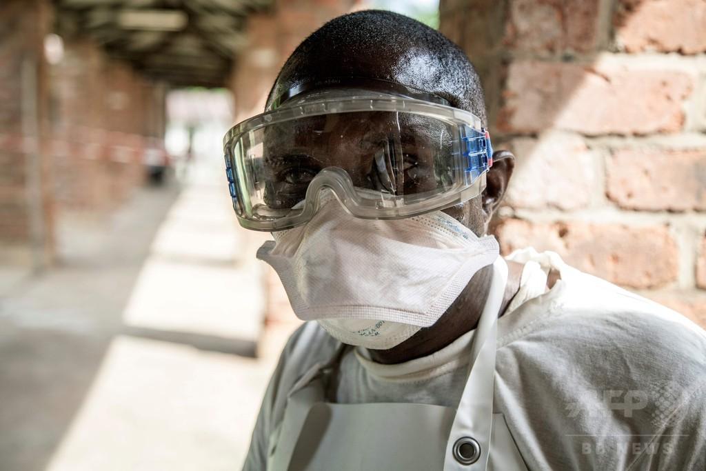 コンゴ民主共和国のエボラ熱死者25人に、症例数は疑い含め45件に WHO