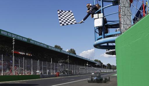 F1イタリアGP、24年までモンツァで開催へ 基本合意