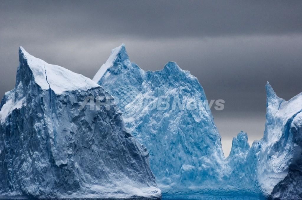 南極沖の海底で亜熱帯雨林の痕跡を発見、論文