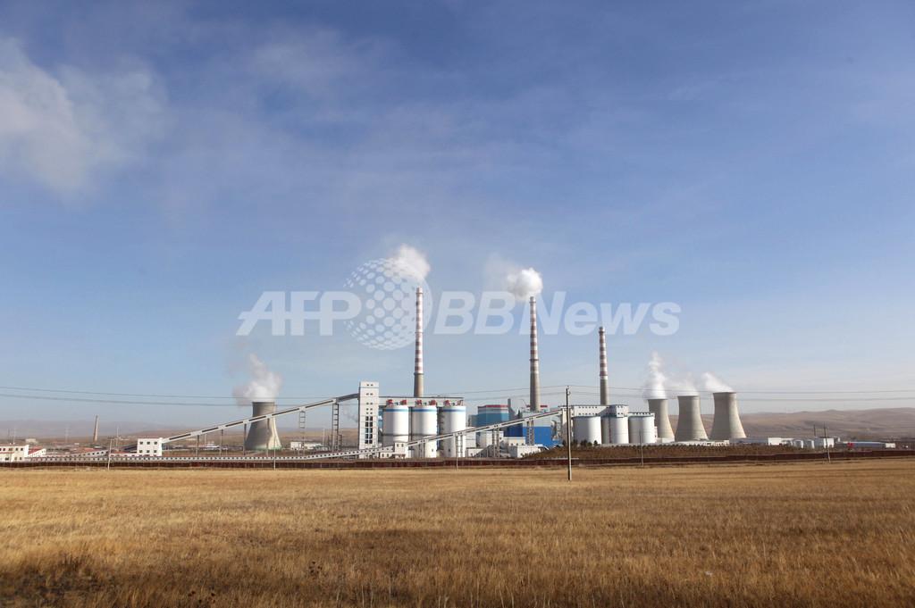 中国のCO2削減、内陸部に大きな可能性 研究